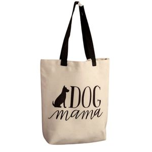 DOG MAMA TOTE BAG